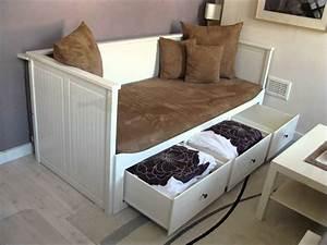Ikea Couchtisch Hemnes : ikea hemnes day bed youtube ~ Orissabook.com Haus und Dekorationen