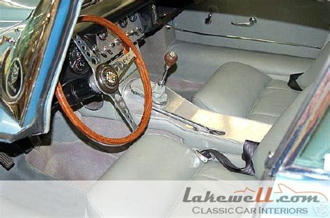 kit interieur complet jaguar type   fhc   fhc