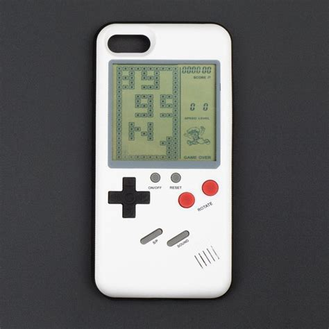 gameboy on iphone gameboy iphone is a functioning retro gameboy with