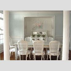 15 Pretty And Charming Shabby Chic Dining Rooms Home