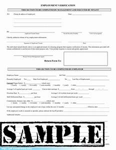 voe template - employmetn verification form download create fill and