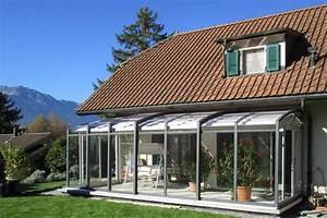 Modele De Veranda : modeles de verandas sur terrasse modeles de verandas sur ~ Premium-room.com Idées de Décoration