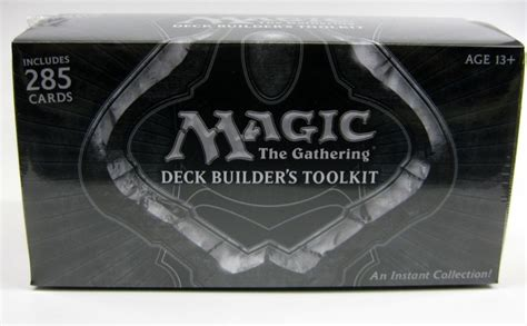 Magic The Gathering Deck Builder Toolkit Walmart by Deck Builder S Toolkit 2012 Englisch Mtg Magic
