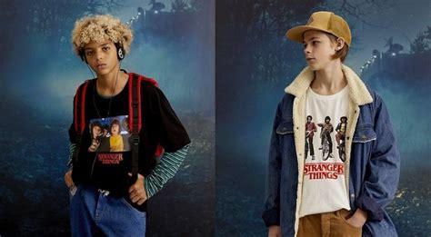 'Stranger Things' y Pull&Bear presentan la colección de ...