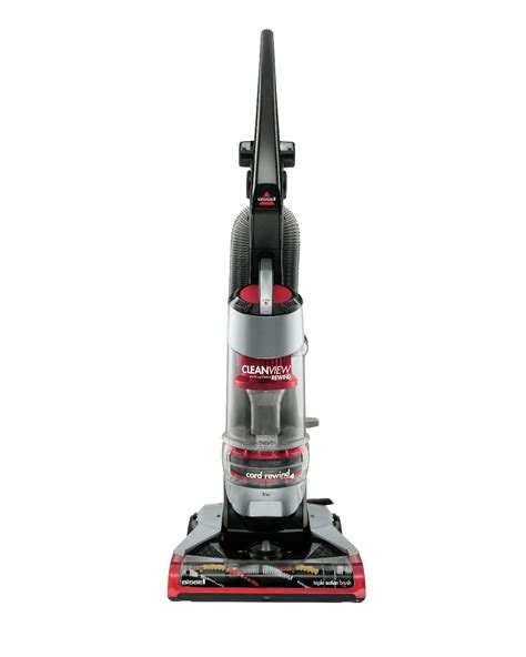 bissell cleanview vacuum reviews bissell 1332 cleanview plus rewind upright vacuum