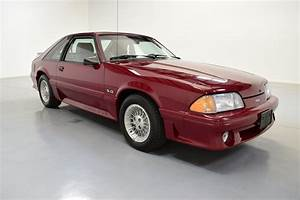 1989 Ford Mustang 5.0 GT for sale #67499   MCG