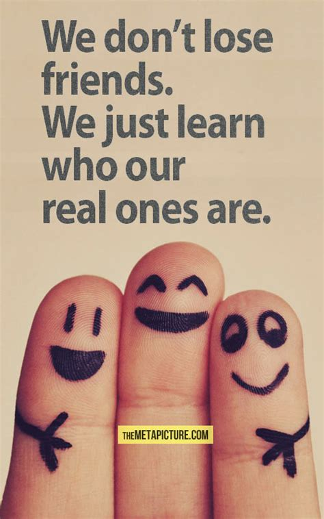 cool quotes  real friends quotesgram