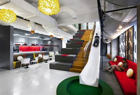 creative office space layout playful concept in designing ogilvy mather advertising Creative Office Space Layout