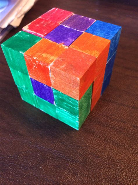 Puzzle Cube - PLTW Engineering