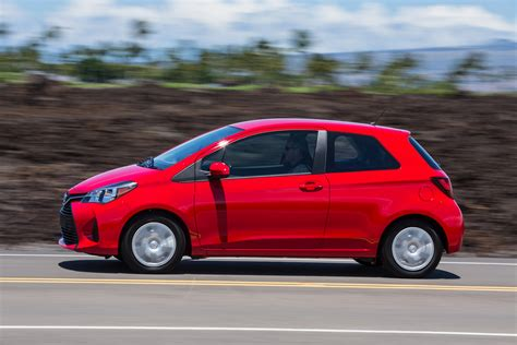 toyota car company 2016 toyota yaris review carrrs auto portal