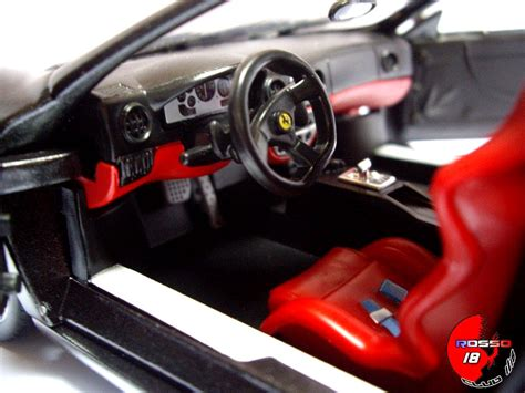 ferrari  modena miniature coupe cs noire hot wheels