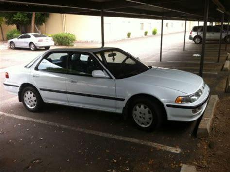 purchase   acura integra ls sedan  door
