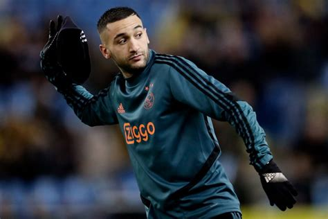 A professional footballer who plays as an attacking midfielder for the dutch club ajax and for the morocco national team is named as hakim ziyech. 55score - Hakim Ziyech breaks silence after Chelsea ...