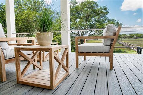 teak table outdoor living outdoor furniture patio
