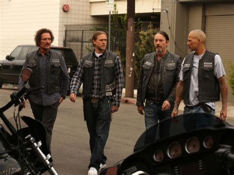 sons  anarchy   fated  director ny