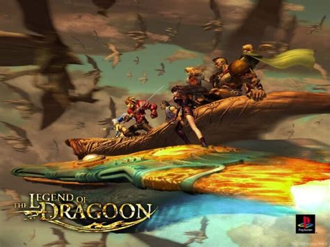 The Legend Of Dragoon Wiki