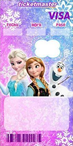 tarjetas para imprimir frozen frozen ideas frozen