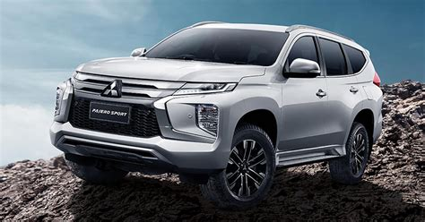 Anyway, both models are coming unchanged for the final appearance of the pajero. Mitsubishi Pajero Sport 2020 - Chi Tiết Giá Xe Mới Nhất ...