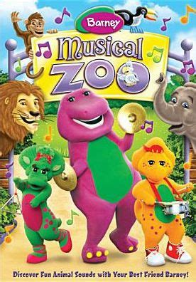 All from our global community of musicians and sound engineers. Barney: Musical Zoo | 884487108042 | DVD | Barnes & Noble®