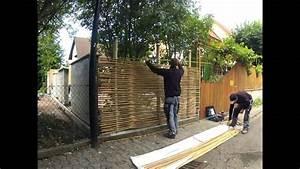 Sichtschutz Garten Selber Bauen : 99 sichtschutz garten selber bauen ideen ~ Orissabook.com Haus und Dekorationen