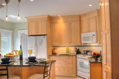 birch wood kitchen cabinets the world s catalog of ideas 4639