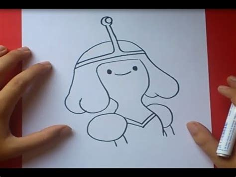 como dibujar a dulce princesa paso a paso hora de aventuras how to draw dulce princesa