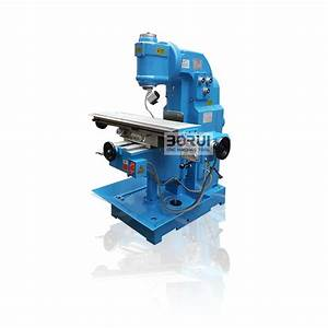 China X5032 Vertical Manual Knee Type Milling Machine For