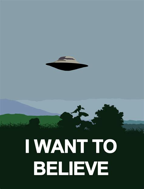 I Want To Believe By Nastiab On Deviantart