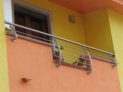 ringhiera per balcone bruno acciai ringhiera per balconi in acciaio inox