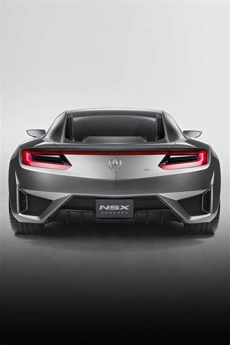 Acura Nsx Iphone Wallpaper by Cars Acura Nsx Concept 2013 Iphone Hd Wallpaper Free