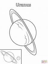 Uranus Coloring Planet Planets Printable Animal Crafts Solar System Space Venus Supercoloring Cartoons Select Animals Nature Planetas Bible Activities Templates sketch template