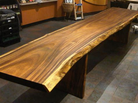 what is a live edge table live edge slab tables reclaimed woods of the world
