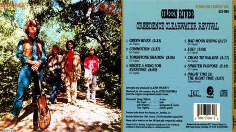 Green River * Creedence Clearwater Revival 1969 Hq
