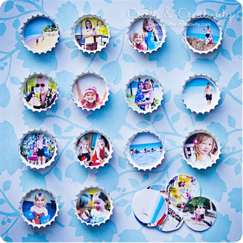 14 Fun Bottle Cap Crafts For Kids And Adults Shelterness