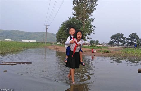 North Korea Poverty