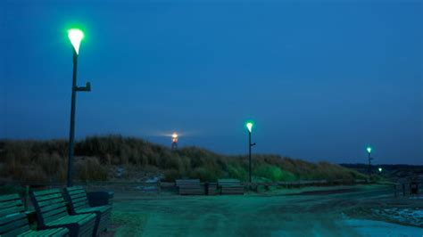 energy ls and lighting dutch island adopts connected street lighting that is