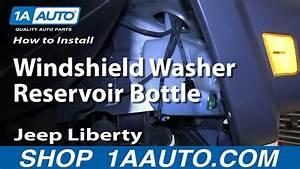 2010 Highlander Washer Fluid Reservoir Level Sensor Wiring