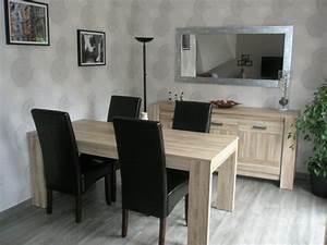 Salle A Manger Noir : d coration salle manger noir ~ Premium-room.com Idées de Décoration