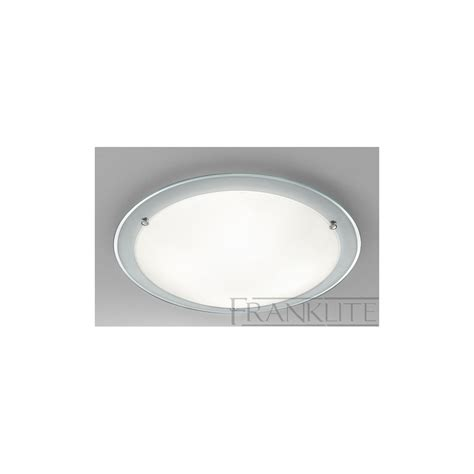 franklite lighting cf5665el55 low energy large flush