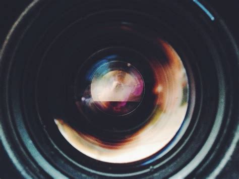 Important Details And Parts Of A Camera Lens