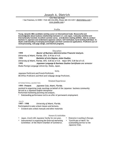 Free Resumes Sles by Interpreter Resume Sles Pin Interpreter Resume