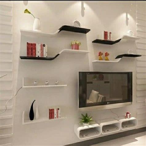 dawar siddiqui living room tv unit designs wall shelves