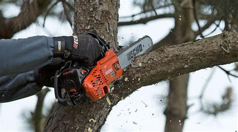 Top of the Tree with the CS 2511TES Top Handle Chainsaw