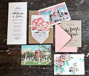 mackenzie john39s hand lettered cape cod wedding With hand lettered wedding invitations