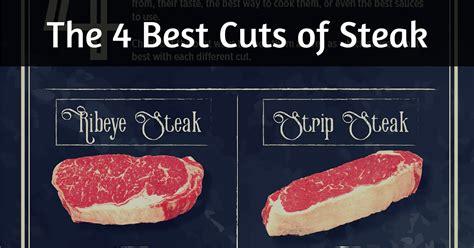 best steak cuts 4 best cuts of steak how to use them