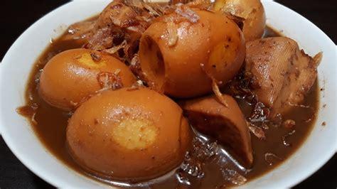 Resep makaroni goreng telur keju bahan : Resep Semur Telur dan Tahu - YouTube