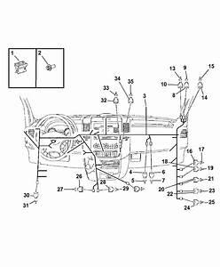 Dodge Sprinter Wiring Harnes