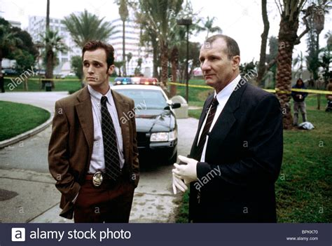 ed o neill l a dragnet ethan embry ed o neill l a dragnet 2003 stock photo