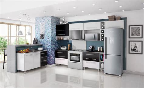 ambientes  realistas cozinha revista interna casas bahia