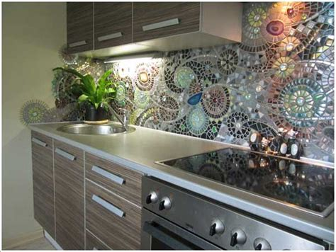 cheap diy kitchen backsplash ideas 16 inexpensive easy diy backsplash ideas to beautify